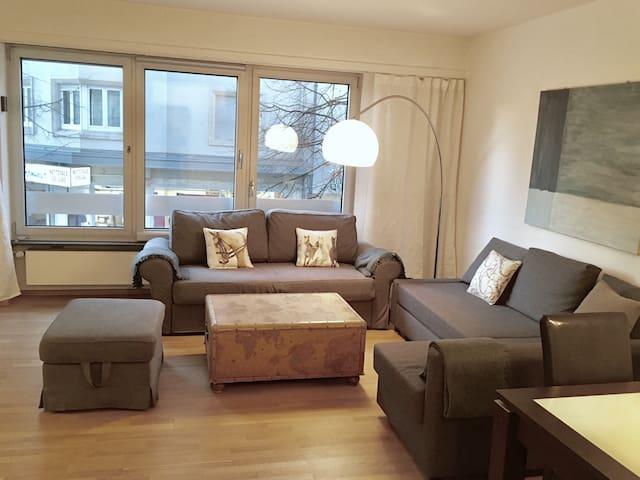 Best location*Centre-Gare*2 rooms apartment - Lussemburgo