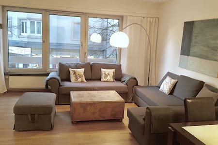 Best location*Centre-Gare*2 rooms apartment - Luxembourg - Apartment
