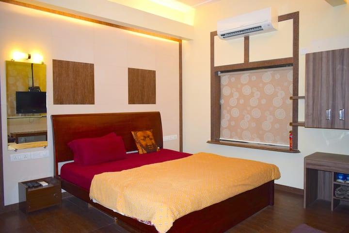 7 Nights Sharing Stay In Mumbai-Mahim,Dadar,Parel