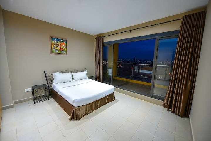 Trendy Serviced Apartment on Kampala Road