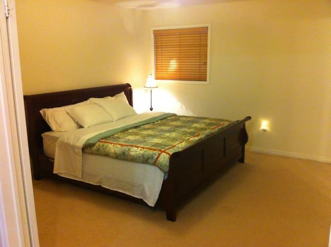 Master bedroom with en-suite - Richmond Hill - Talo