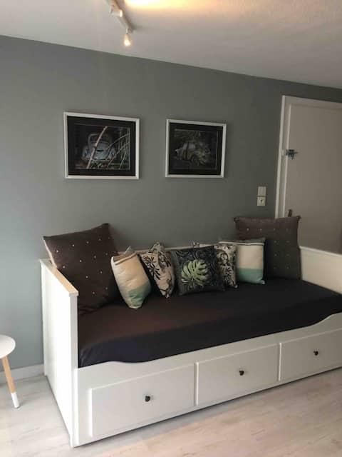 Confortável apartamento novo 2/4 pessoas