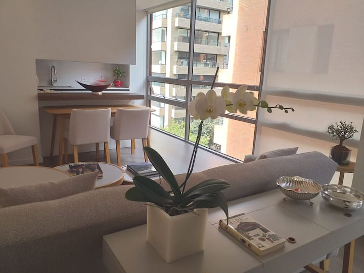 Brand new apartment in the best area of Bogota!