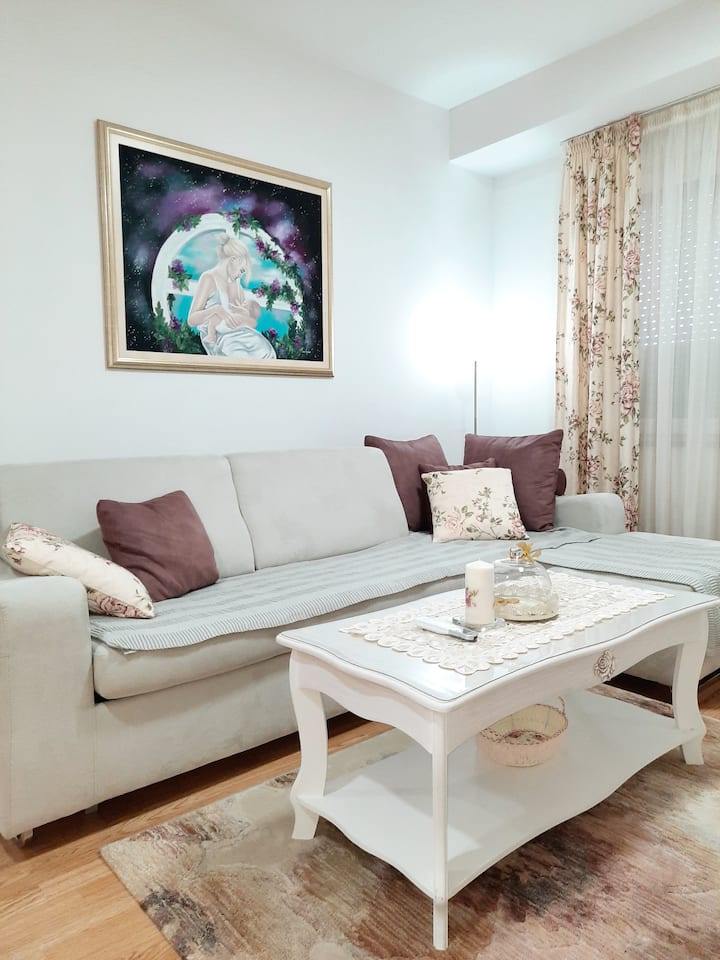 Charming Apartment in Ohrid