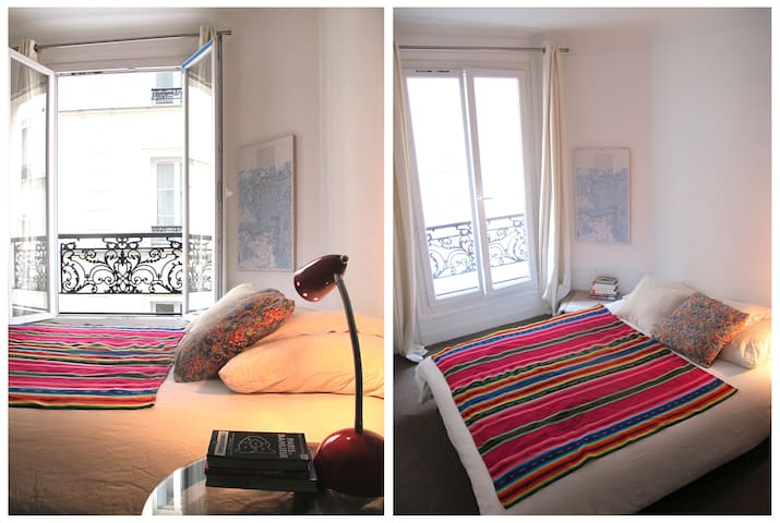 Chambre double (Lit 200x140)