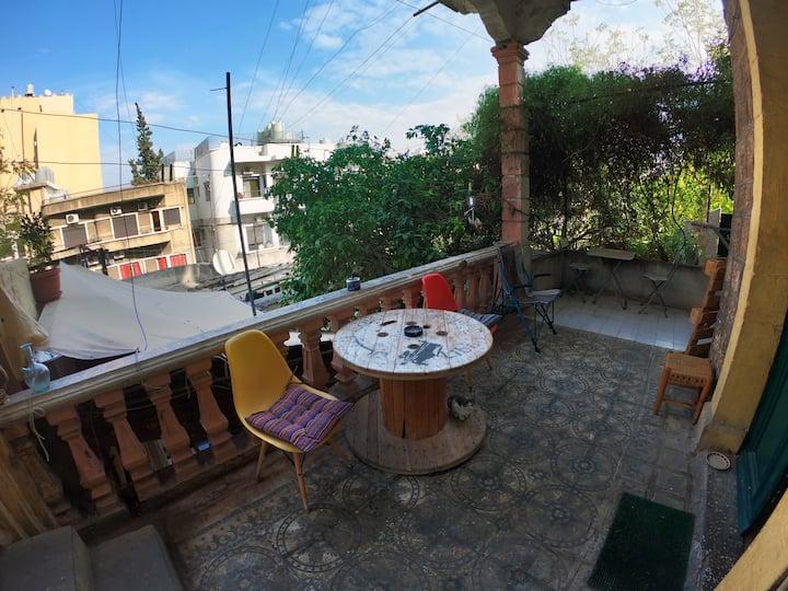 Entire apartment, Mar Mikhael - Home of Flow