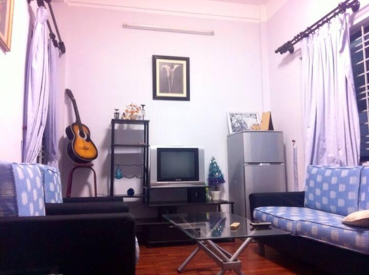 KTAA HOUSE- Shared apartment near dis 1