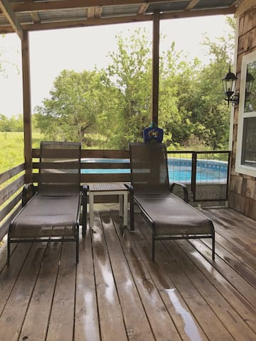Terrell Country Tiny House Cottage