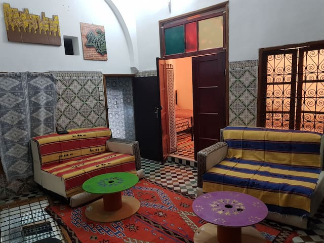 Dar el hassania private room