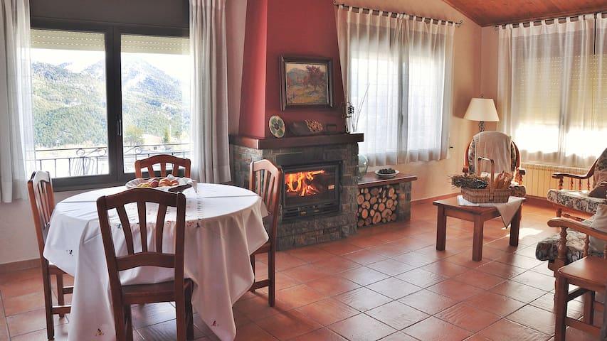 Confort y entorno rural l'Era d'en Bella