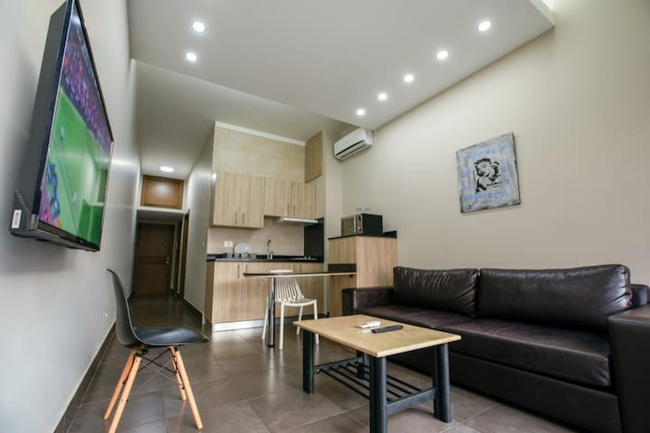 Khoury Building furnished apartments