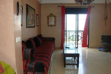 Luxueux appartement à Marina Saidia - Saïdia