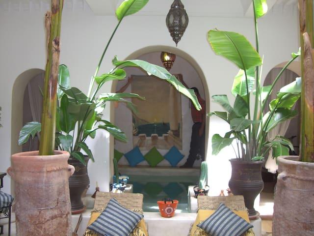 Chambre indépendante climatisée - Marrakech