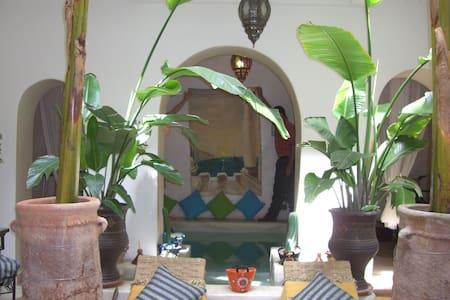 Chambre indépendante climatisée - Marrakech  - Dům pro hosty