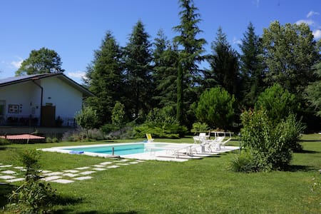 Beautiful villa with pool and park near 5 Terre - Villafranca in Lunigiana - Huvila