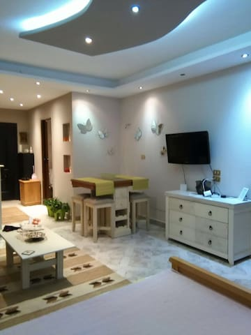 Nasr City - Fully Equipped Studio