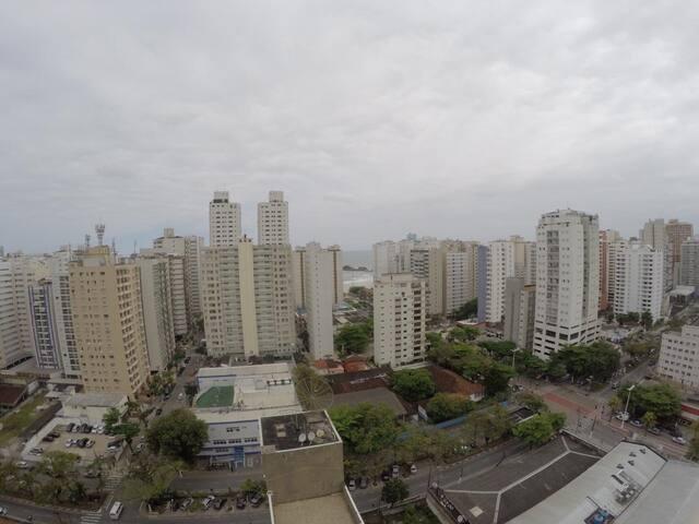 Lindo apto 3 dorms. praia de Pitangueiras Guarujá