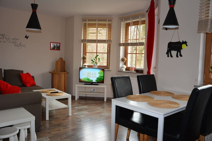 Apartament Szczęśliwa Trzynastka - Karpacz - Appartement