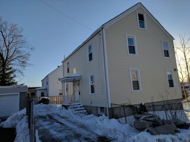 #1 of 5 Room in Home Malden Center Orange Line - Malden - House