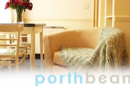 03 Porthbean - studio - Hayle - Apartment