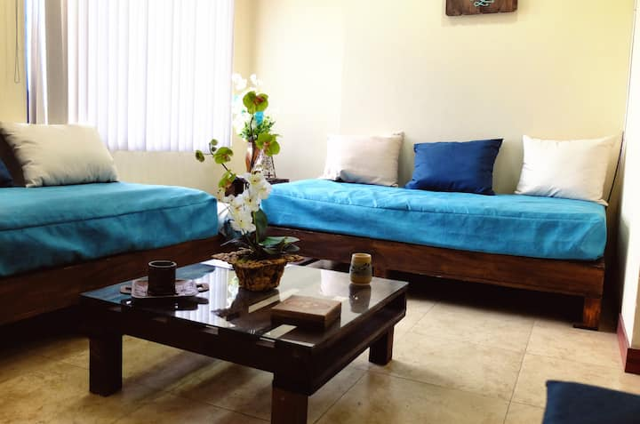 Perfect for you! Quito'sHome-Excellent location!