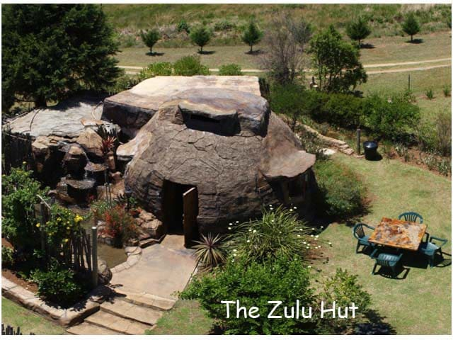THE ZULU HUT - A UNIQUE AFRICAN EXPERIENCE