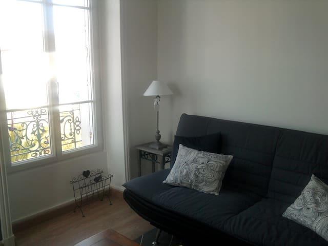 Appartement contemporain vue mer - Plougonvelin - Apartment