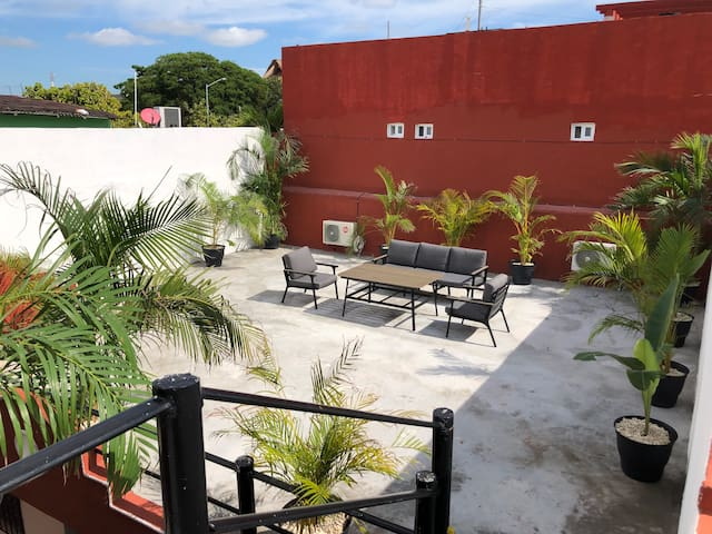 High Roof Loft