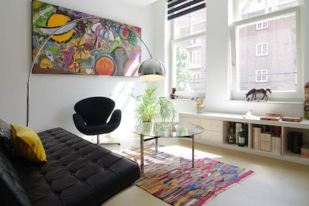 SPACIOUS apt. with balcony! - Amsterdam