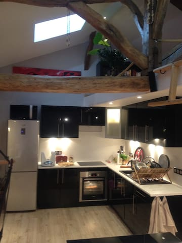 Appartement situé au centre d'Aignan de 50 m²