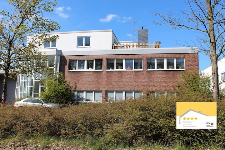 Apartamento vacacional Rooftop Hamburg - Norderst.
