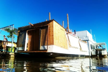 "Maison flottante ""Maupiti"" - Bègles"
