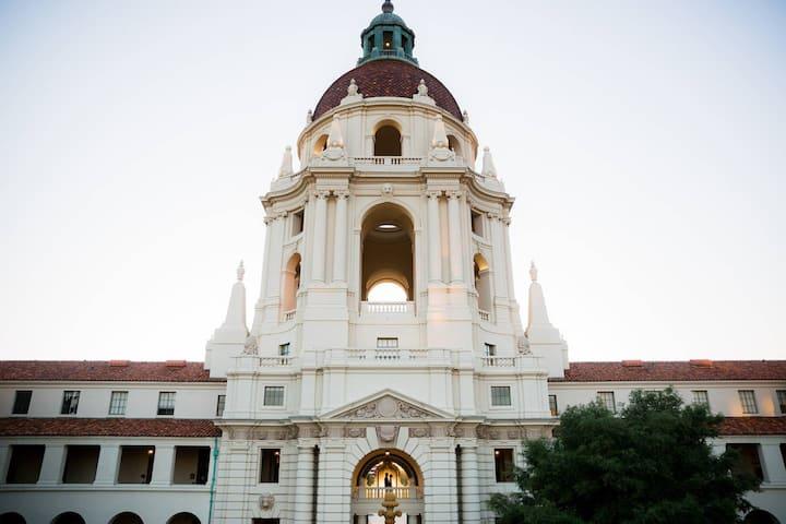 Pasadena/Old town/RoseBowl/PCC/HRC/CalTech/Metro