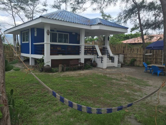 Private BeachFront House, Zambales - Cabangan - Dům