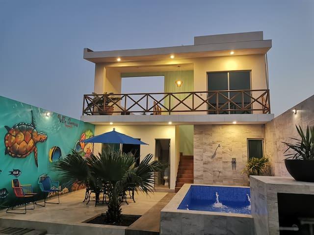 Villa Querencia MZO un Lugar Para Disfrutar,Vívelo