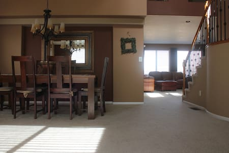 Executive Home House Business Travel Fun Near All - Highlands Ranch