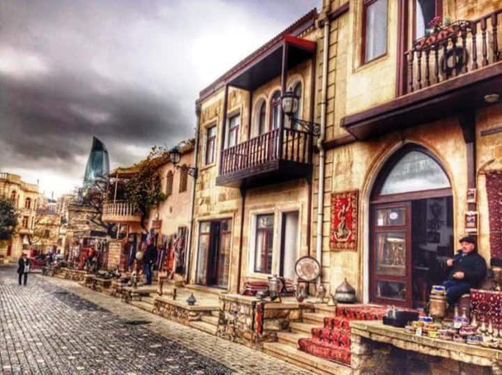 Nizami Near Old City