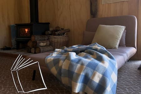 Woolshed Lodge Farmstay SuperKing Rm Mountain View