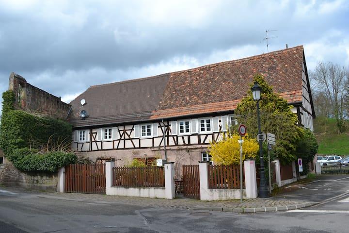 Pfistermill