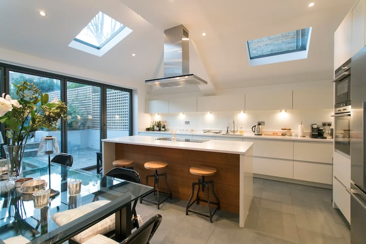 Modern maisonette in Central London - Londres - Apartamento