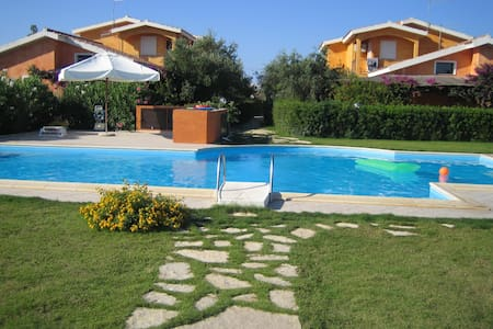 Comfortable villa with swimmingpool - Is Faddas