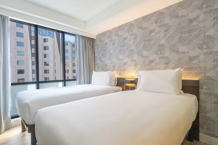 New Twin Rooms near Darling Harbour/ICC/ The Star