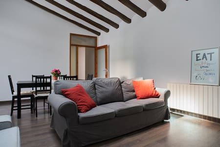 100m² renovated Apartment (35 km from Barcelona) - Sant Pau d'Ordal - Apartament