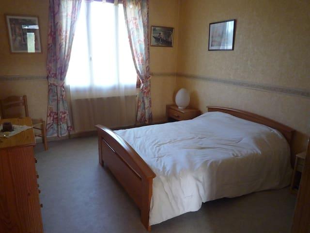Chambre à Prunières (proche le Malzieu Ville) - Le Malzieu-Ville - Casa