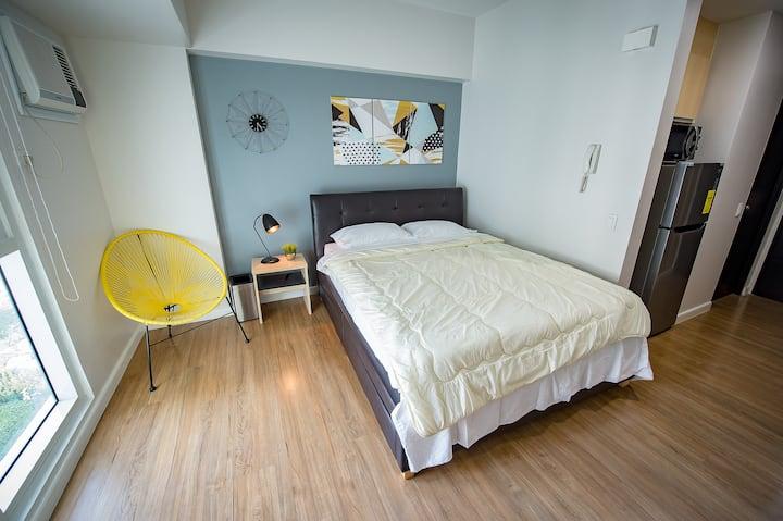 Studio Unit in a Hotel-like Condominium