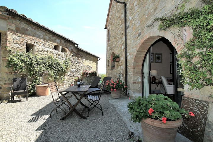 Cozy 4p Apartment Heart of Tuscany - San Gimignano - Dom