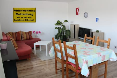 Apartment near Memmingen 15 km