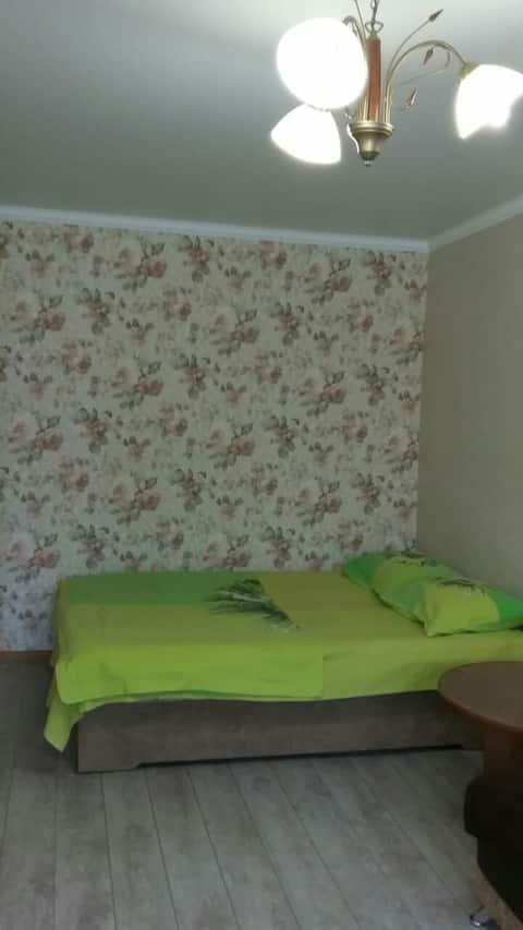 Очаровательная, светлая, уютная квартира.