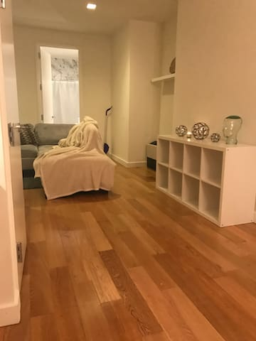 Hip private 1BD on Wall St!