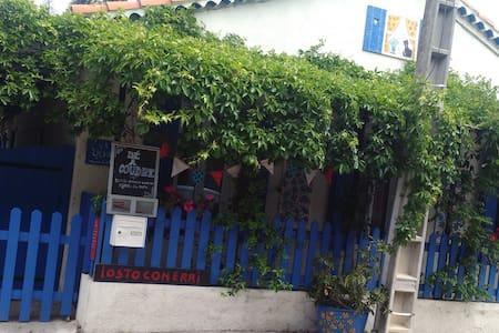 La Maison bleue - Hyères - Huis